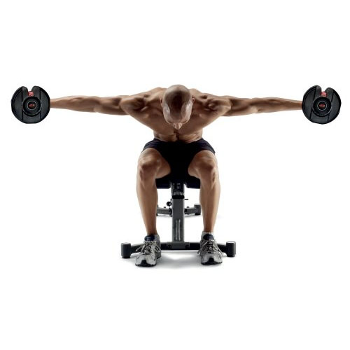Bowflex Adjustable Dumbbells Exercises
