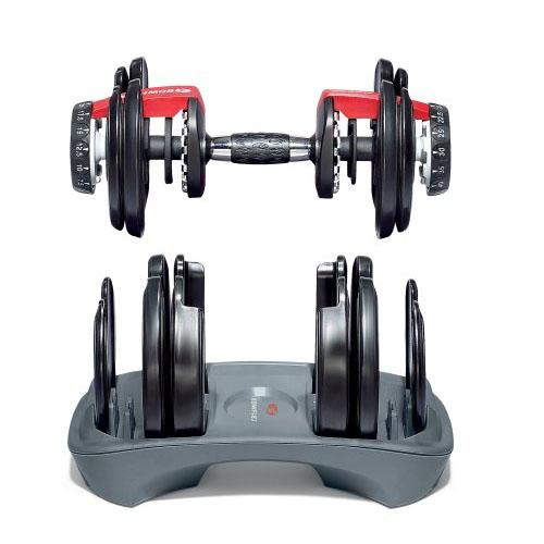 Adjustable Weights Bowflex: Bowflex SelectTech 552 Dumbbells
