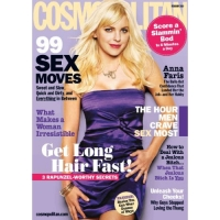 Cosmopolitan (1-Year Subscription)