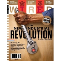 Wired (1-Year Subscription)