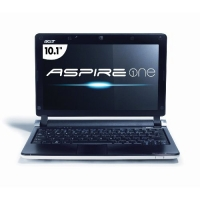 Acer AOD250-1515 10.1-Inch White Netbook - Up to 9 Hours of Battery Life (Windows 7 Starter)