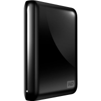 Western Digital My Passport Essential SE 1 TB USB 2.0 Portable External Hard Drive WDBABM0010BBK-NESN (Midnight Black)